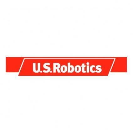 free vector Us robotics 2