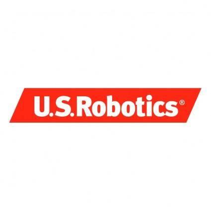 free vector Us robotics 1