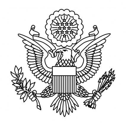 free vector Us department of state