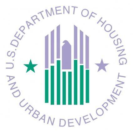 free vector Us department of housing and urban development