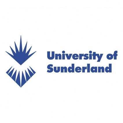 free vector University of sunderland