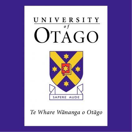 free vector University of otago