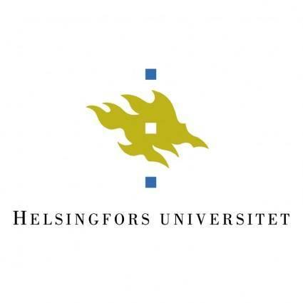 free vector University of helsinki 0