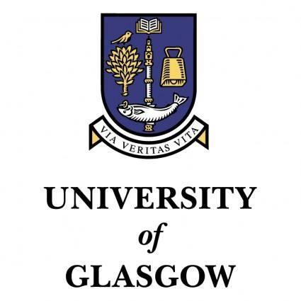 free vector University of glasgow 1