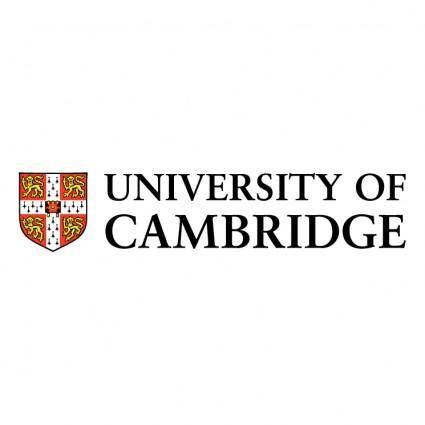 free vector University of cambridge 0