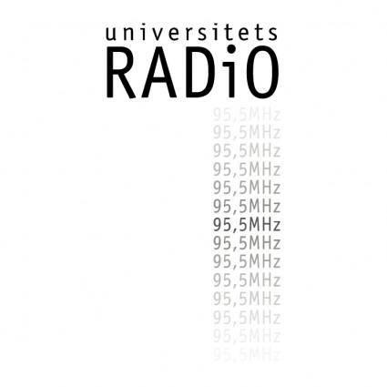 Universitets radio