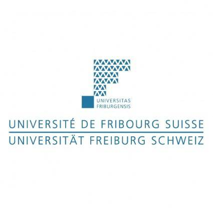 free vector Universitas friburgensis
