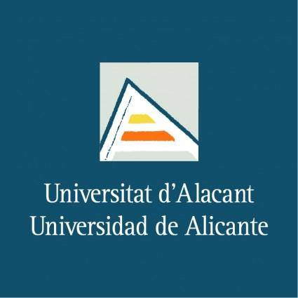 Universidad de alicante 1