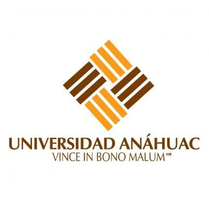 free vector Universidad anahuac 0