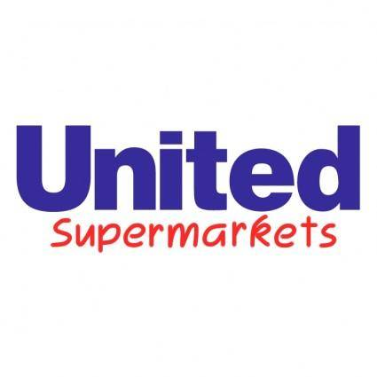 free vector United supermarkets