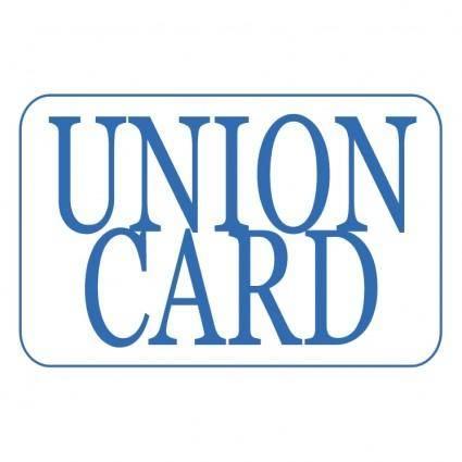 Union card 0