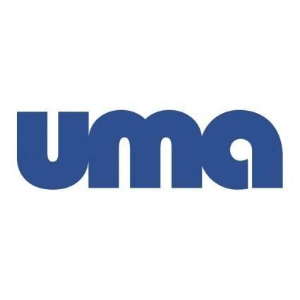 free vector Uma group