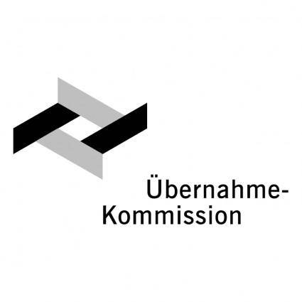 Ubernahme kommission