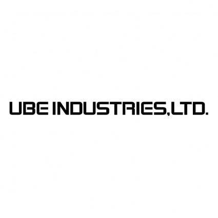 free vector Ube industries 0