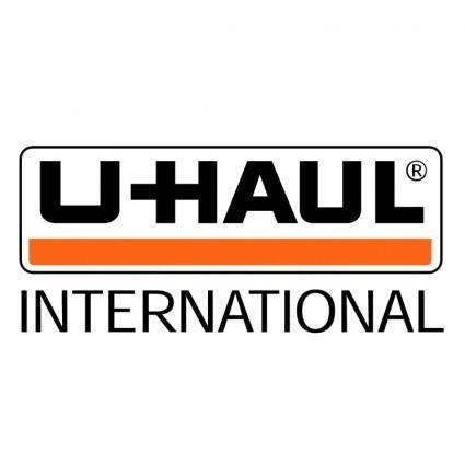 free vector U haul international