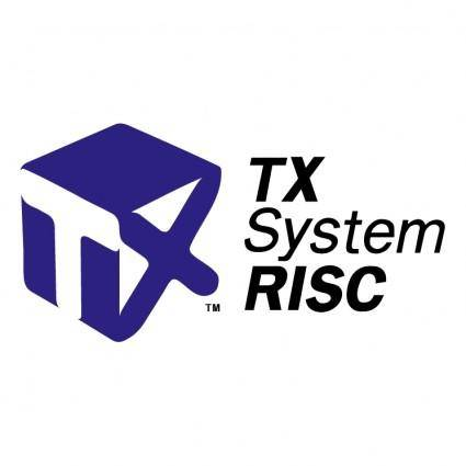free vector Tx system risc