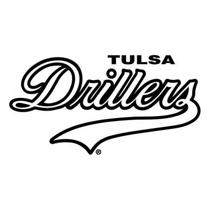 free vector Tulsa drillers