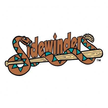 free vector Tucson sidewinders 2