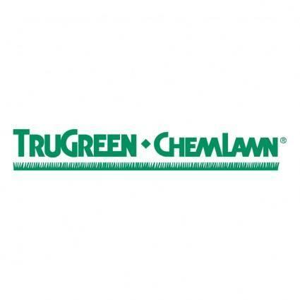 free vector Trugreen chemlawn