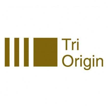 free vector Tri origin