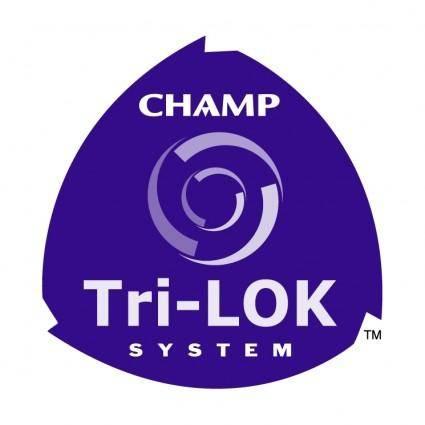 free vector Tri lok system