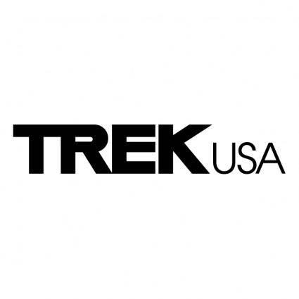 free vector Trek usa