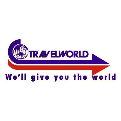 free vector Travelworld