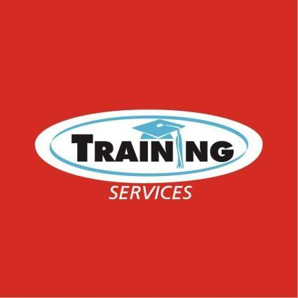 free vector Training services