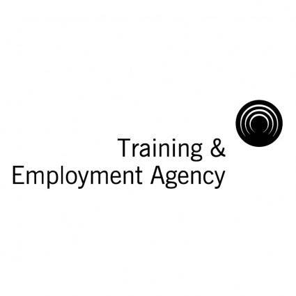 free vector Training employment agency
