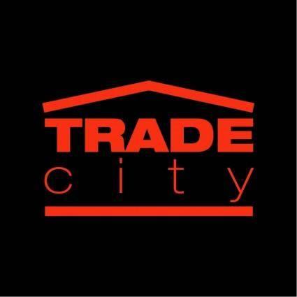 free vector Trade city