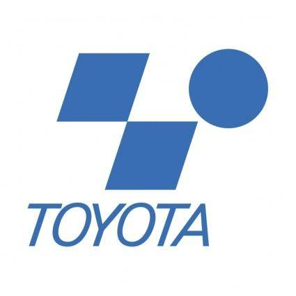 free vector Toyota industries corporation 0