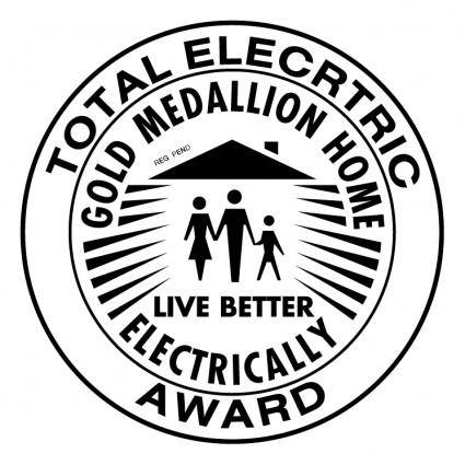 Total electric award
