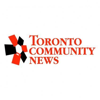 free vector Toronto community news