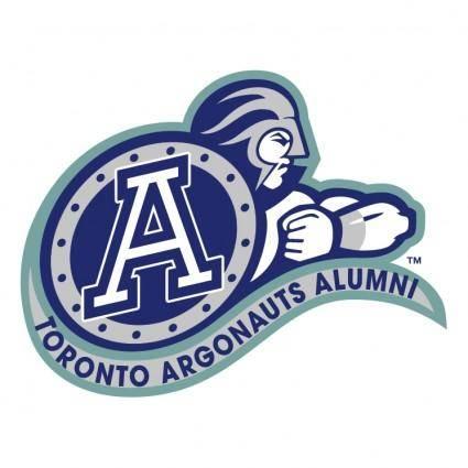 free vector Toronto agronauts alumni