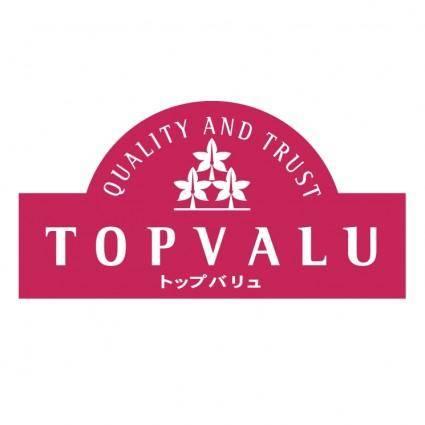 free vector Topvalu