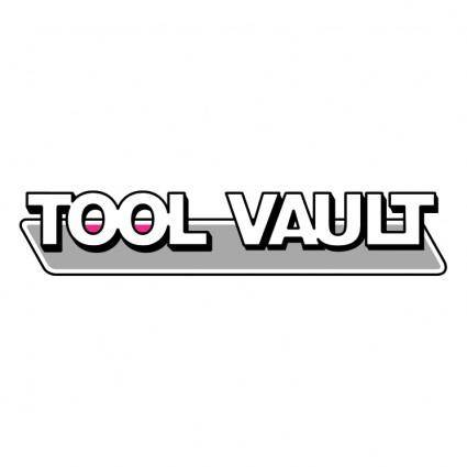 free vector Tool vault
