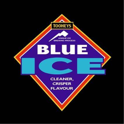 Tooheys blue ice