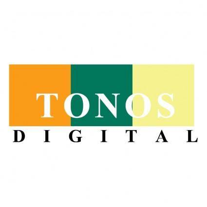 Tonos digital