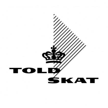 free vector Told skat