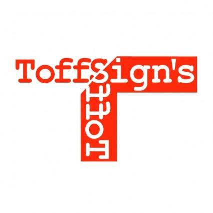 Toffsigns toffsigns