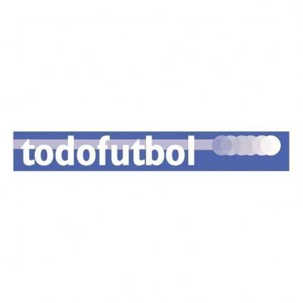 free vector Todofutbol