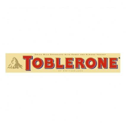 free vector Toblerone