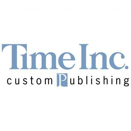 Time inc 0