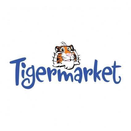 free vector Tigermarket