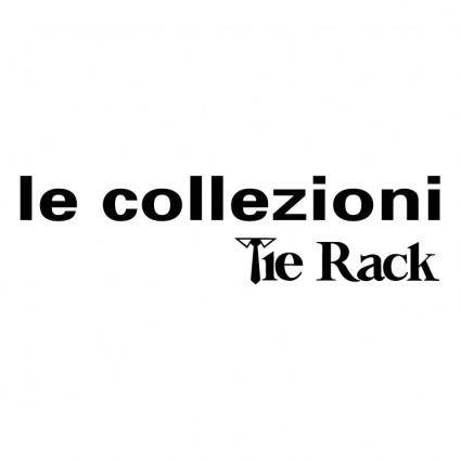 free vector Tie rack