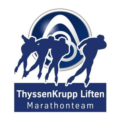 free vector Thyssenkrupp liften