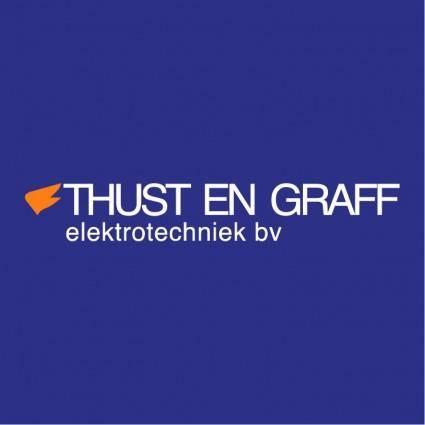 free vector Thust en graff elektrotechniek