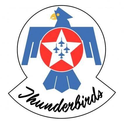 free vector Thunderbirds