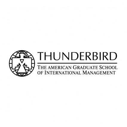 free vector Thunderbird