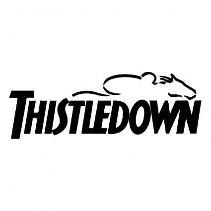 free vector Thistledown